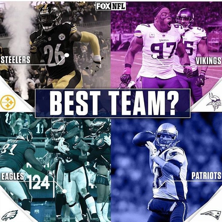 What do YOU think?? I know the patriots just beat the steelers but I still think the steelers are #1   Go follow our main account @wearefanmusic and sign up on our website to qualify for gifts!! #jaguars #titans #raylewis #rams #nflonfox #nfl #patriots #54urlacher #atlantafalcons #vikings #espnfootball #philadelphiaeagles #chiefs #randymossagram #atlantafalcons_riseup #steelers #nflnetwork
