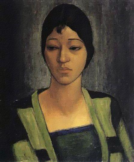Pintor Camilo Mori Serrano, Valparaíso, Chile, 1896-1973.