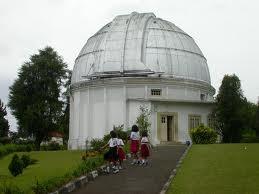 Observatorium Boscha - Bandung, Indonesia