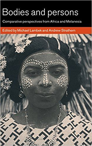 Image result for Bodies and persons: comparative perspectives from Africa and Melanesia