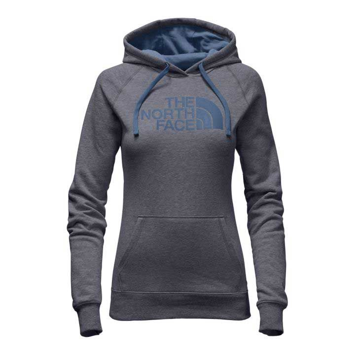 The North Face Half Dome Hoodie for Women in TNF Medium Grey Heather NF00CH2X-WRW