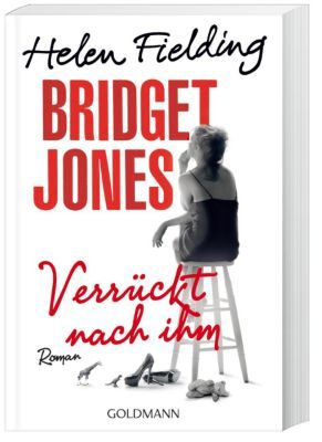 """Helen Fielding - """"Bridget Jones - Verrückt nach ihm"""" #buch #liebe #roman #weltbild"""