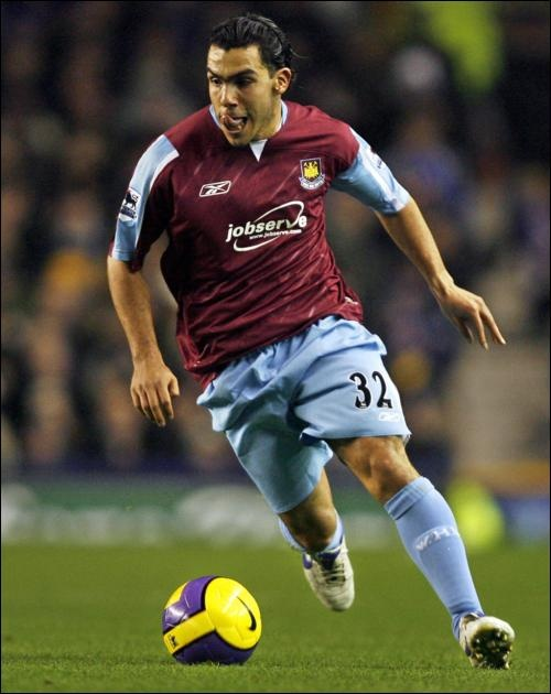 CARLOS TEVEZ: You can't bestow legendary status on a player who is with the club for just one season. But after enduring his first 19 games in a West Ham shirt without a goal in 2006-07, he rewarded the Hammers faithful with seven goals in his final 10 games. Having looked dead and buried after a 4-3 home defeat by Spurs, West Ham won seven of the final nine games of the season to survive the threat of relegation, but the row over Tevez's registration will rumble on