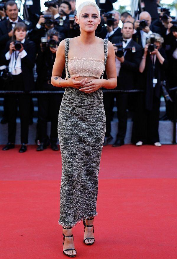 Kristen Stewart Cannes 2017, Кристен Стюарт Каннский кинофестиваль 2017