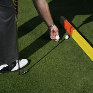 how to hit golf irons properly