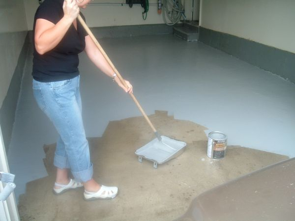 17 Best Images About Garage On Pinterest Pewter How To Paint And Painted Floors