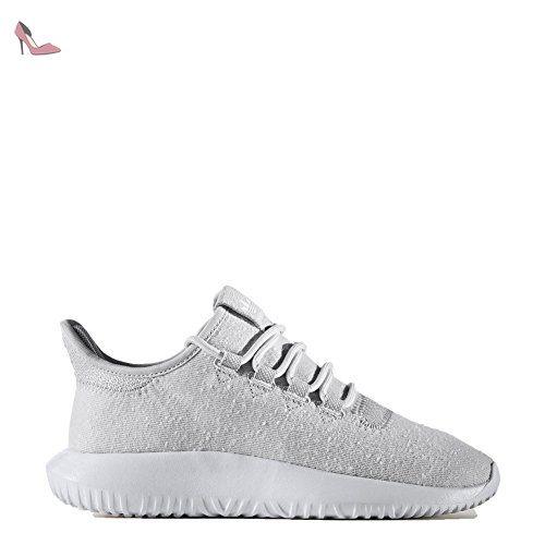 adidas  Tubular Shadow J, Chaussures de sport mixte enfant - gris - Gris (Gridos/Balcri/Balcri), 40 EU - Chaussures adidas (*Partner-Link)