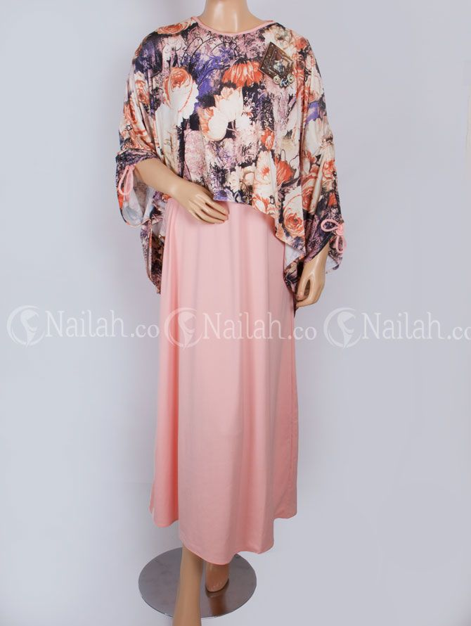 Busana Muslim Bahan Jersey Katalog Produk Baju Muslim