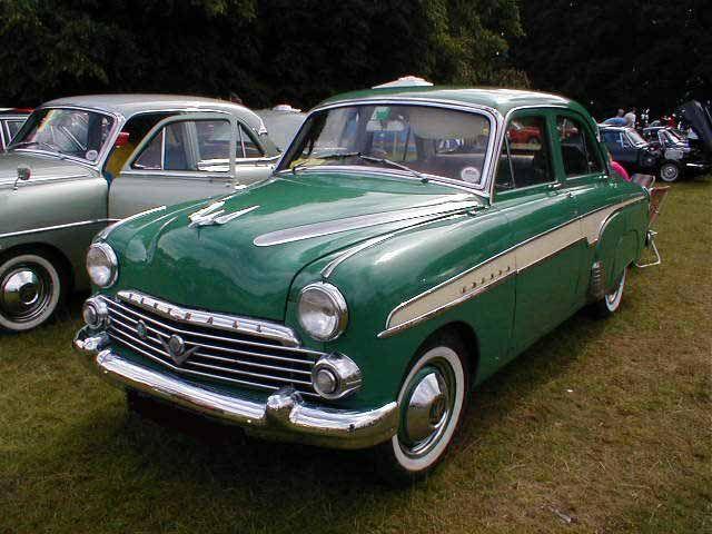 Vauxhall Cresta E