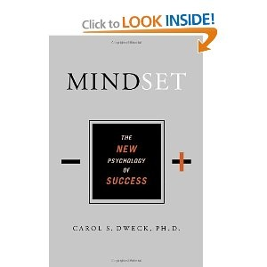 Book #1 of our Verbal Ink book club! Teaching a growth mindset creates motivation and productivity in the worlds of business, education, and sports.