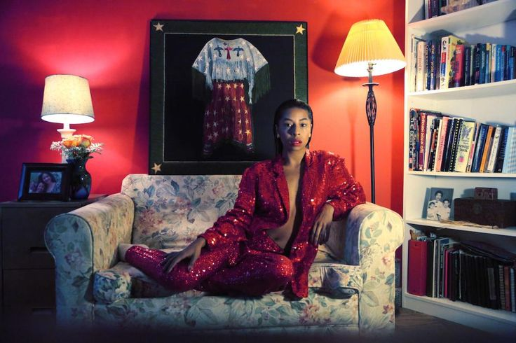 Power in the Crisis: Kia LaBeija's Radical Art as a 25 Year Old, HIV Positive Woman of Color