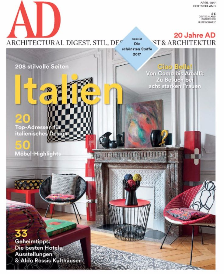 The Best German Interior Design Magazines For Home Design Inspiration