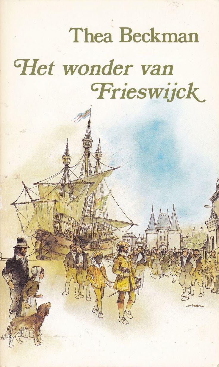 Het wonder van Frieswijck. Thea Beckman. Kinderboekenweekgeschenk 1991.