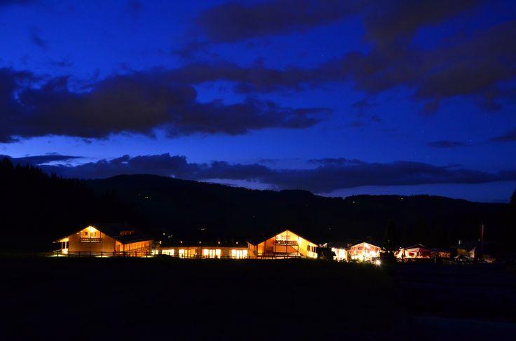 Our Hotel Tirler by night...so romantic... =) =)   www.hotel-tirler.com