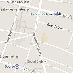 Plan d'accès - Comment venir à la boutique Au Fou Rire - Au Fou Rire : magasin de déguisement