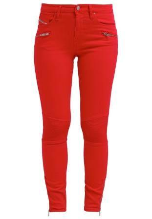 Diesel Skinzeebk Pantalon De Tela Tango Red pantalones tela Tango Skinzeebk red pantalon diesel Noe.Moda