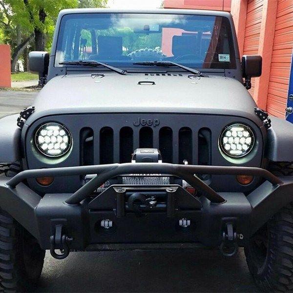 Awesome 2016 Jeep Wrangler Headlights