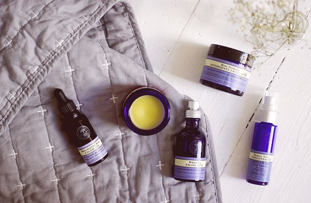 A Neal's Yard Remedies Routine