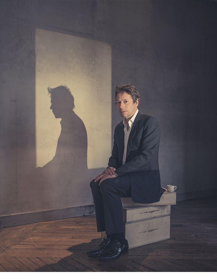 Mathieu Amalric par Yann Rabanier