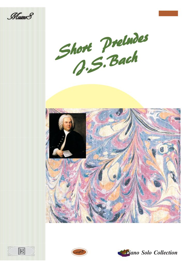 Little Preludes for piano solo by J.S.Bach Eight Little Preludes for piano solo by J.S.Bach, BWV 934, 941, 933, 930, 935, 936, 938, 927 pd, with downloadable mp3 for audio help.