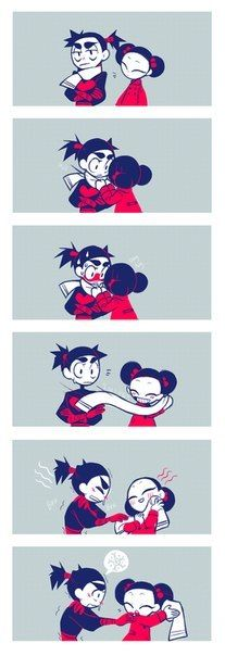 (99+) pucca and garu | Tumblr