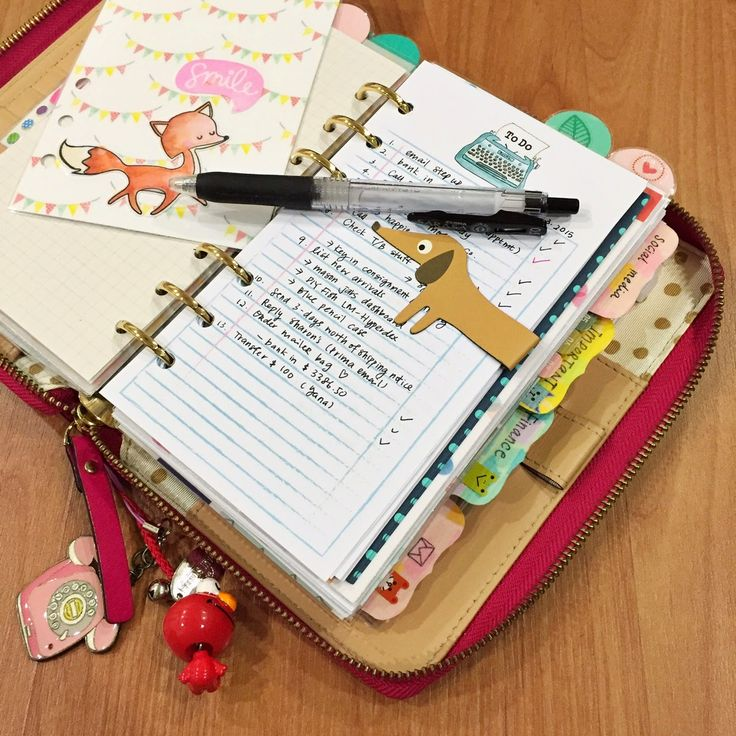 Happiness is Scrappy: Planners   My Planner Set Up for 2015 & Free Printables for Your Filofaxes!