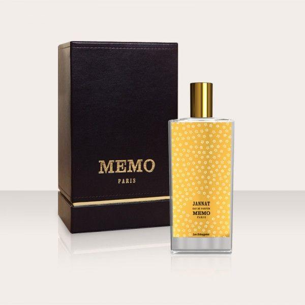 Parfum Jannat de Memo