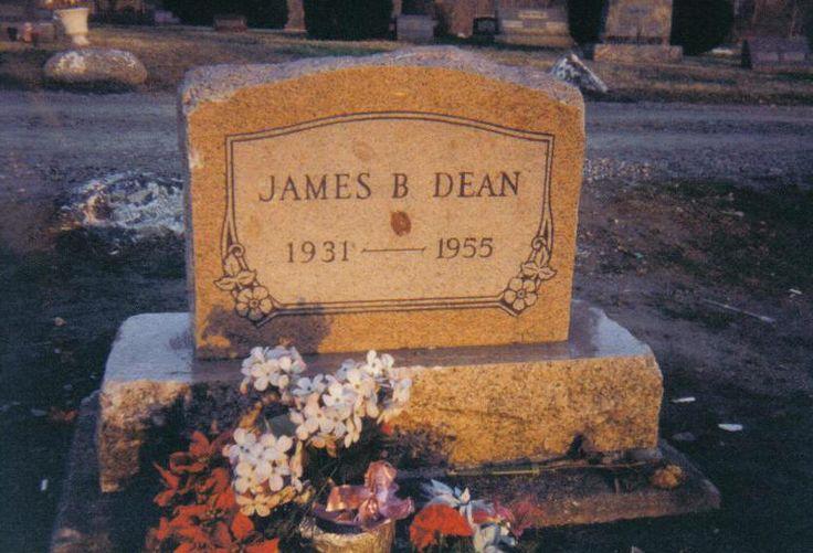 James dean grave amazing graves the macabre pinterest