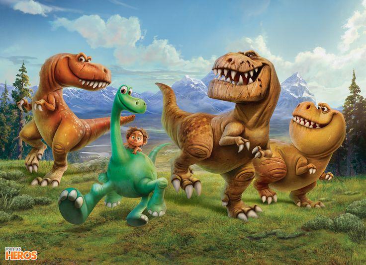 Téléchargez pleins de fonds d'écran sur le blog de www.tous-les-heros.com ! #Arlo #TheGoodDinosaur