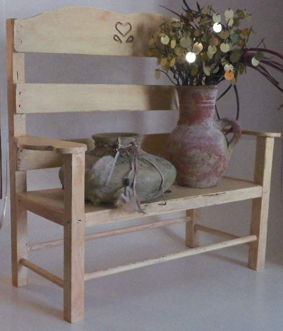 52 Best Miniature Benches Images On Pinterest
