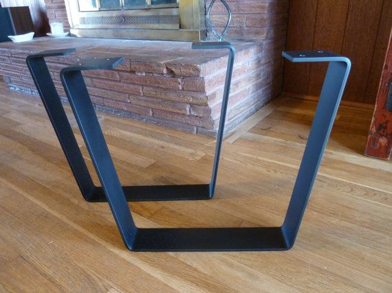 READY to SHIP - Metal Coffee Table Legs - Black Satin - 2.5 in. Steel - 17 Best Images About Home On Pinterest