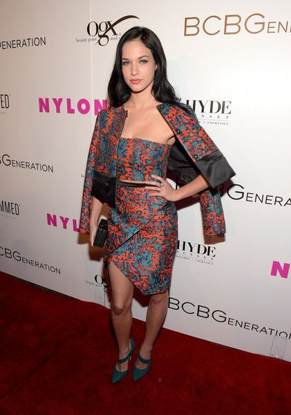 Alexis Knapp Photos Photos - Actress Alexis Knapp attends the NYLON Young Hollywood Party presented by BCBGeneration at HYDE Sunset: Kitchen + Cocktails on May 7, 2015 in West Hollywood, California. - NYLON Young Hollywood Party, Presented By BCBGeneration