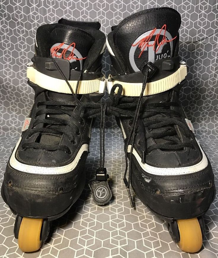 Razors Skates Munda 2 Aggressive Inline Skates Size 8