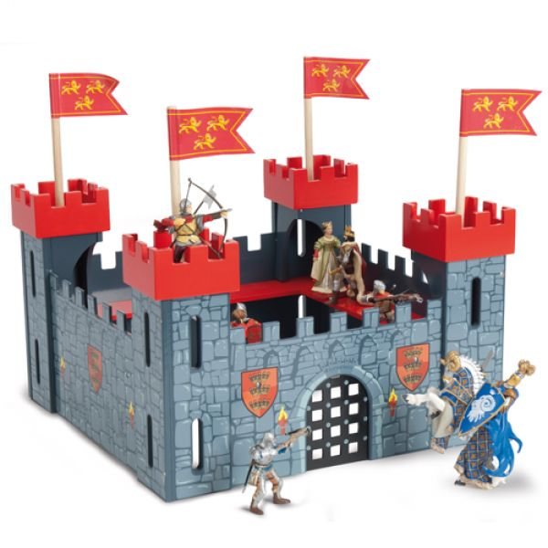 Le Toy Van My First Castle (mijn eerste kasteel) TV256
