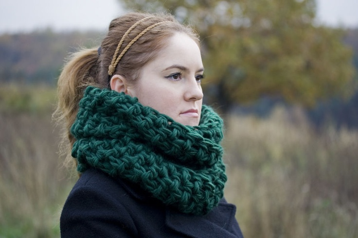 Шарфы и шарфики ручной работы. Ярмарка Мастеров - ручная работа Супер-объёмный снуд (шарф-труба). Handmade.