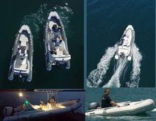 Liya 8to27feet luxury rib boats rib inflatable boats for sale