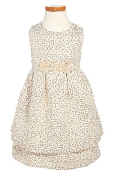 Pippa & Julie Sleeveless Brocade Dress (Toddler Girls, Little Girls & Big Girls) available at #Nordstrom