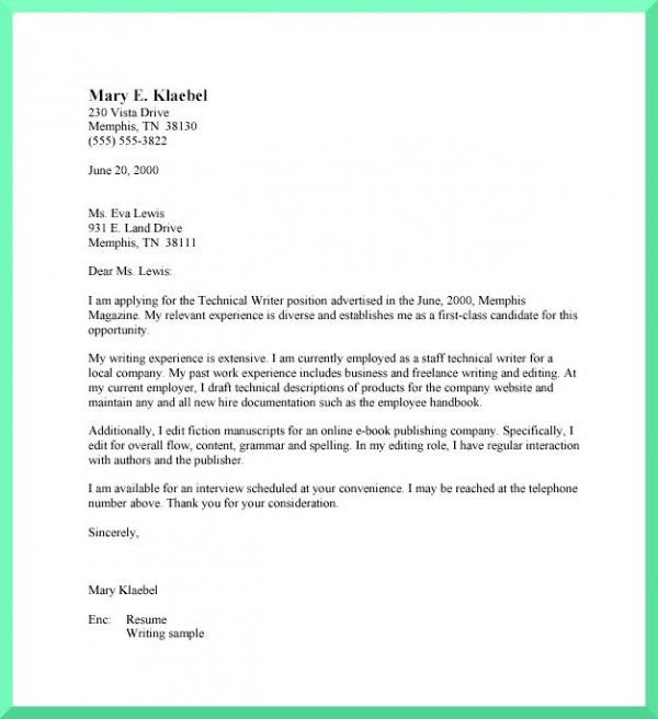 The 25+ best Cover letter for job ideas on Pinterest Resume - writing a professional cover letter