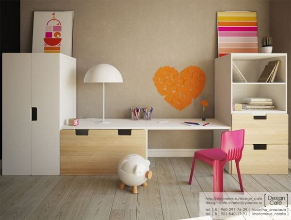 new family apartments with kids room ideas