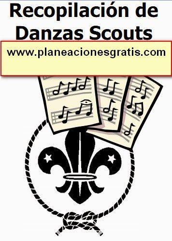 Danzas Infantiles -Colección PDF- Descargar Gratis | Planeaciones Gratis