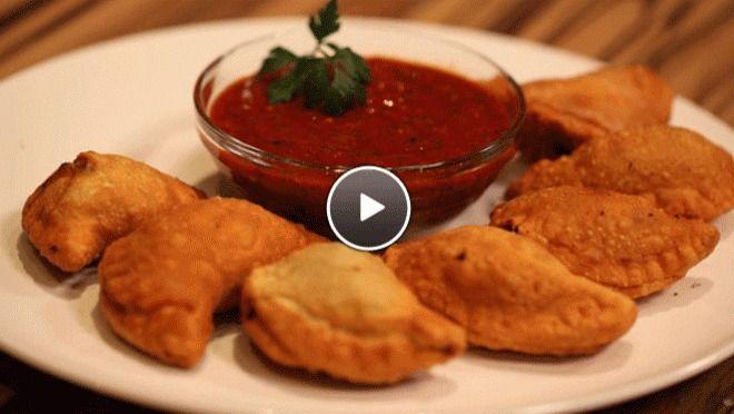 Indische pasteitjes - recept | 24Kitchen