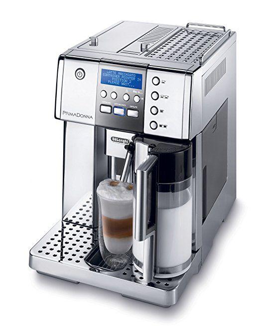 DeLonghi ESAM 6650 Kaffee-Vollautomat - Amazon 790,69 €
