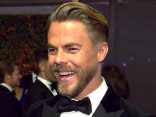 EXCLUSIVE: Derek Hough Says Julianne is Adjusting 'Fantastically' to Married Life With Brooks Laich