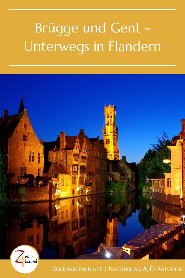 Brugge Und Gent Flanderns Juwelen Brugge Reisen In Europa Und