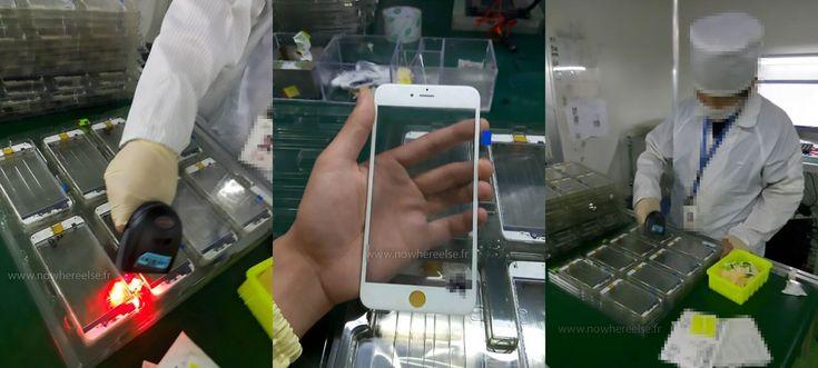 Überraschung: Leak mit ersten Bildern der iPhone 6S Front? - https://apfeleimer.de/2015/07/ueberraschung-leak-mit-ersten-bildern-der-iphone-6s-front - Das iPhone 6S zeigt sich auf ersten Bildern und überrascht uns… …NICHT wirklich: die neue iPhone 6S Front sieht genauso aus wie das iPhone 6!   Mittlerweile dürfte in Fernost die Produktion des diesjährigen iPhone 6S und iPhone 6S Plus bereits angelaufen sein um einen (halbwegs) reib...