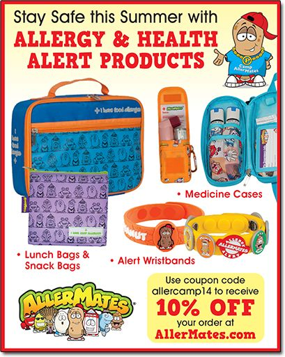 10% off your entire order at AllerMates!