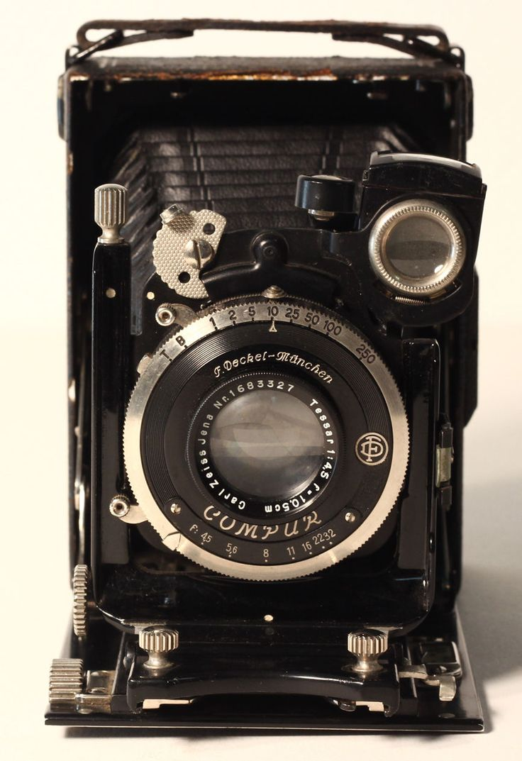 F deckel munchen camera compur shutter vintage folding for Camera camera