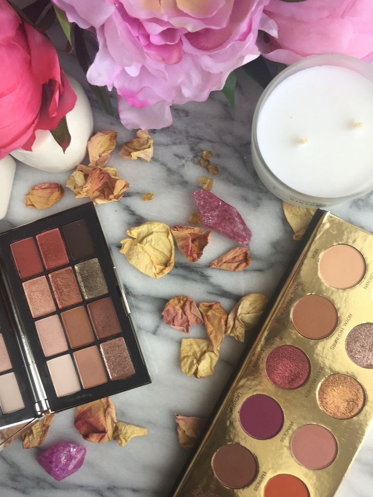 Melanin and Makeup | New Year?s Palette Pairings