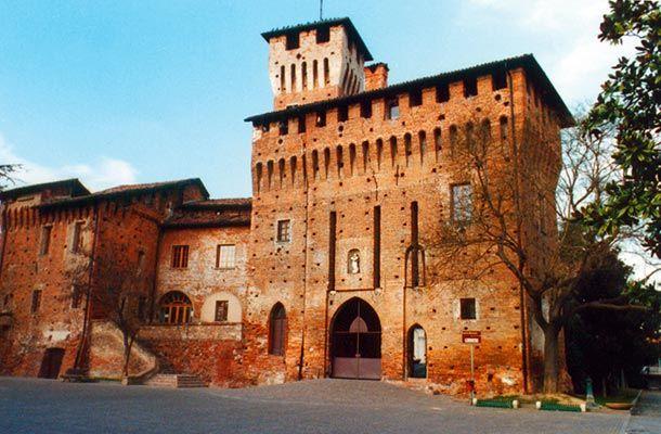 Castello di Pozzolo Formigaro, Alessandria, Piemonte. #WonderfulExpo2015 #WonderfulPiedmont