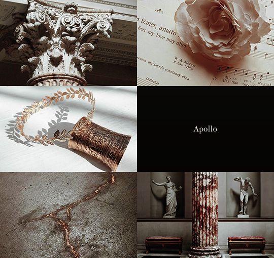 Greek Gods and their Roman counterparts   Apollo & Apollo 2/2